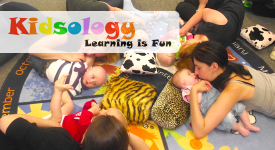 New and Exciting Sensory Babies Classes