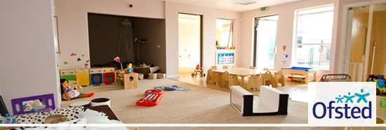 Our Outstanding Rooms are designed to encourage play, learning and social skills