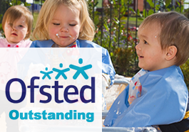 The Hub Buckshaw Nursery Get's an Outstanding Ofsted Inspection