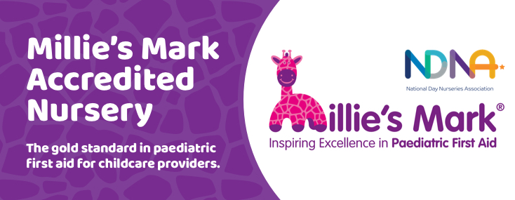 Millie's Mark Accredited Nursery