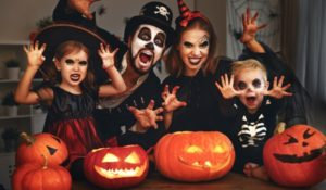 4 Creative Ideas to Help You Celebrate Halloween at Home