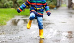 Go Puddle Jumping in Lockdown